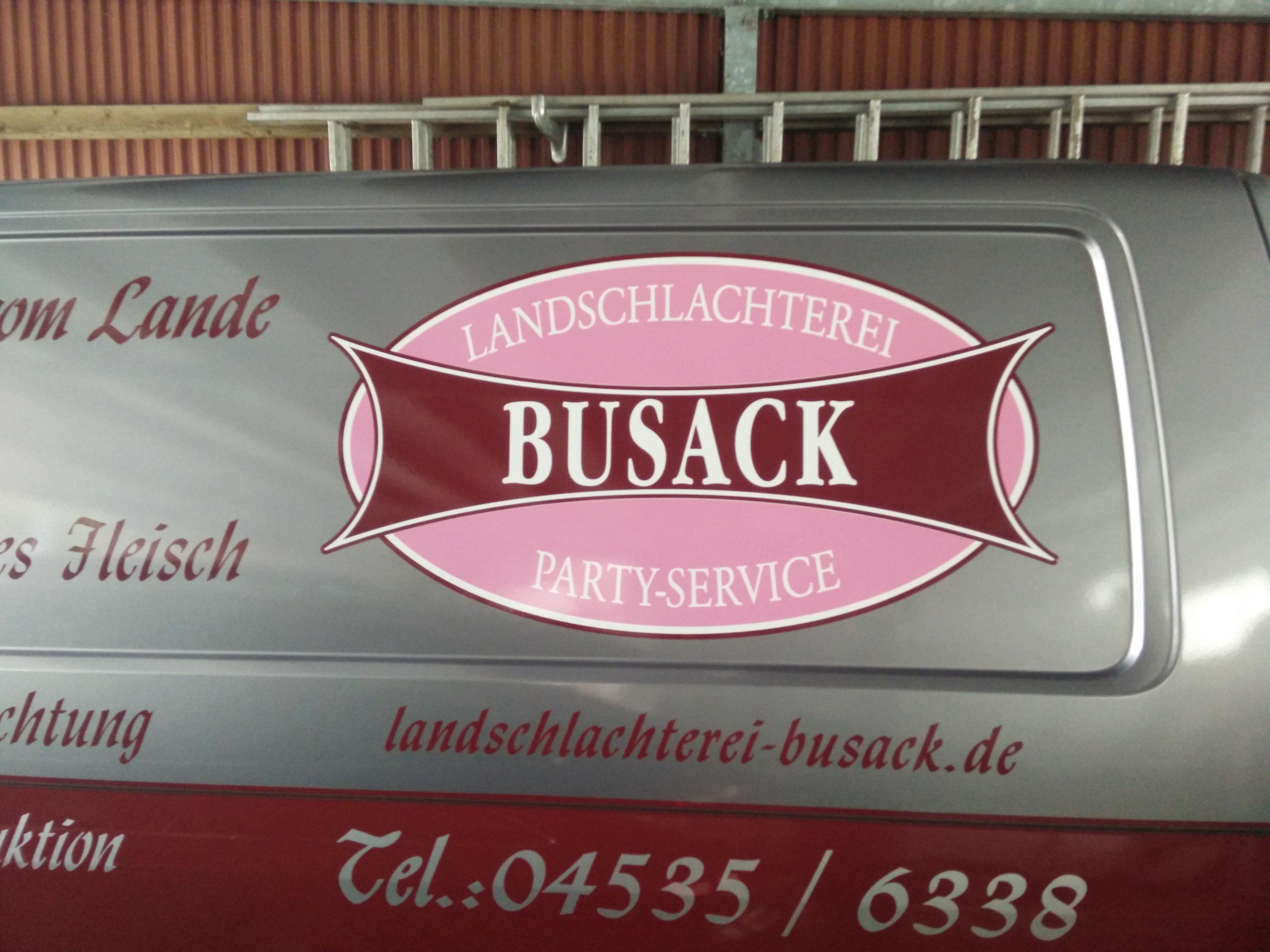 Unser Lieferwagen